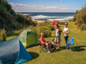 Little Beach campground - Dalby Accommodation