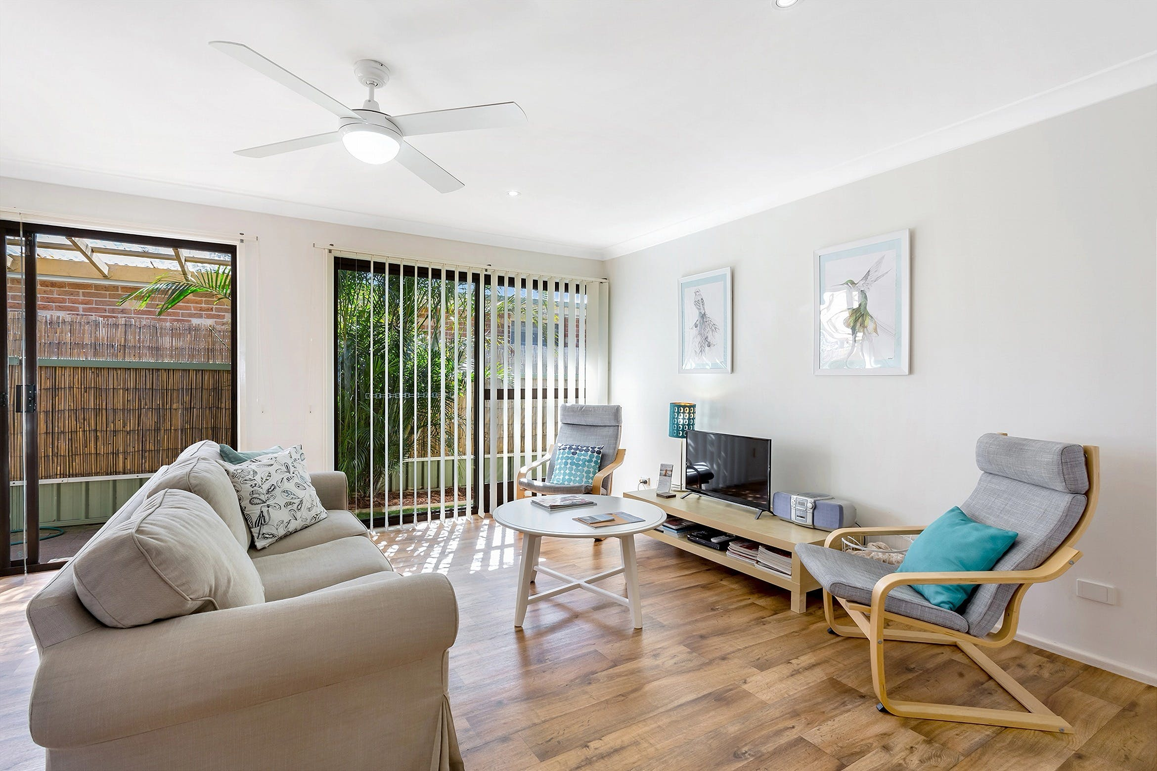 Shearwater at Shoal Bay Cottage One - Dogs Welcome - Dalby Accommodation