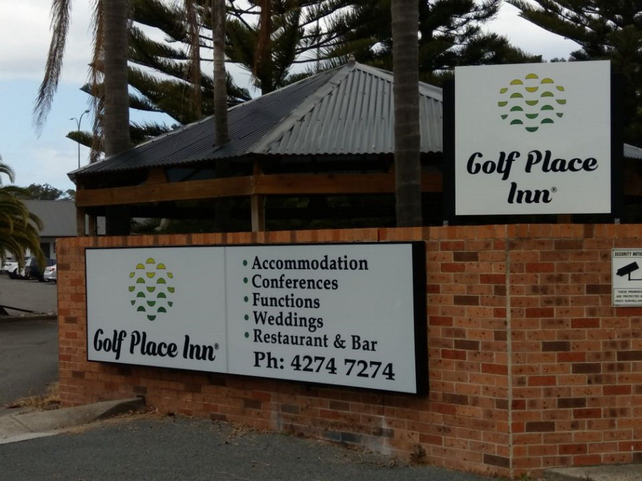 Golf Place Inn - Dalby Accommodation