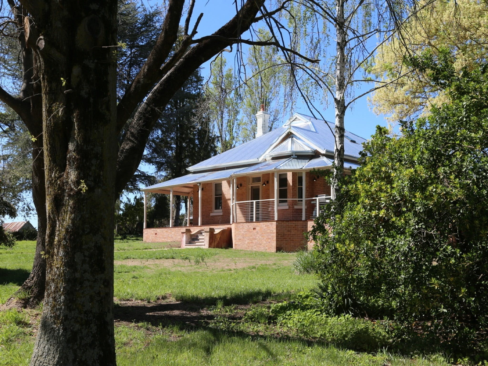 Hilton Homestead - Dalby Accommodation
