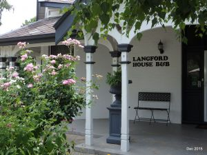Langford House BB - Dalby Accommodation