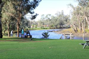 Numurkah Caravan Park - Dalby Accommodation
