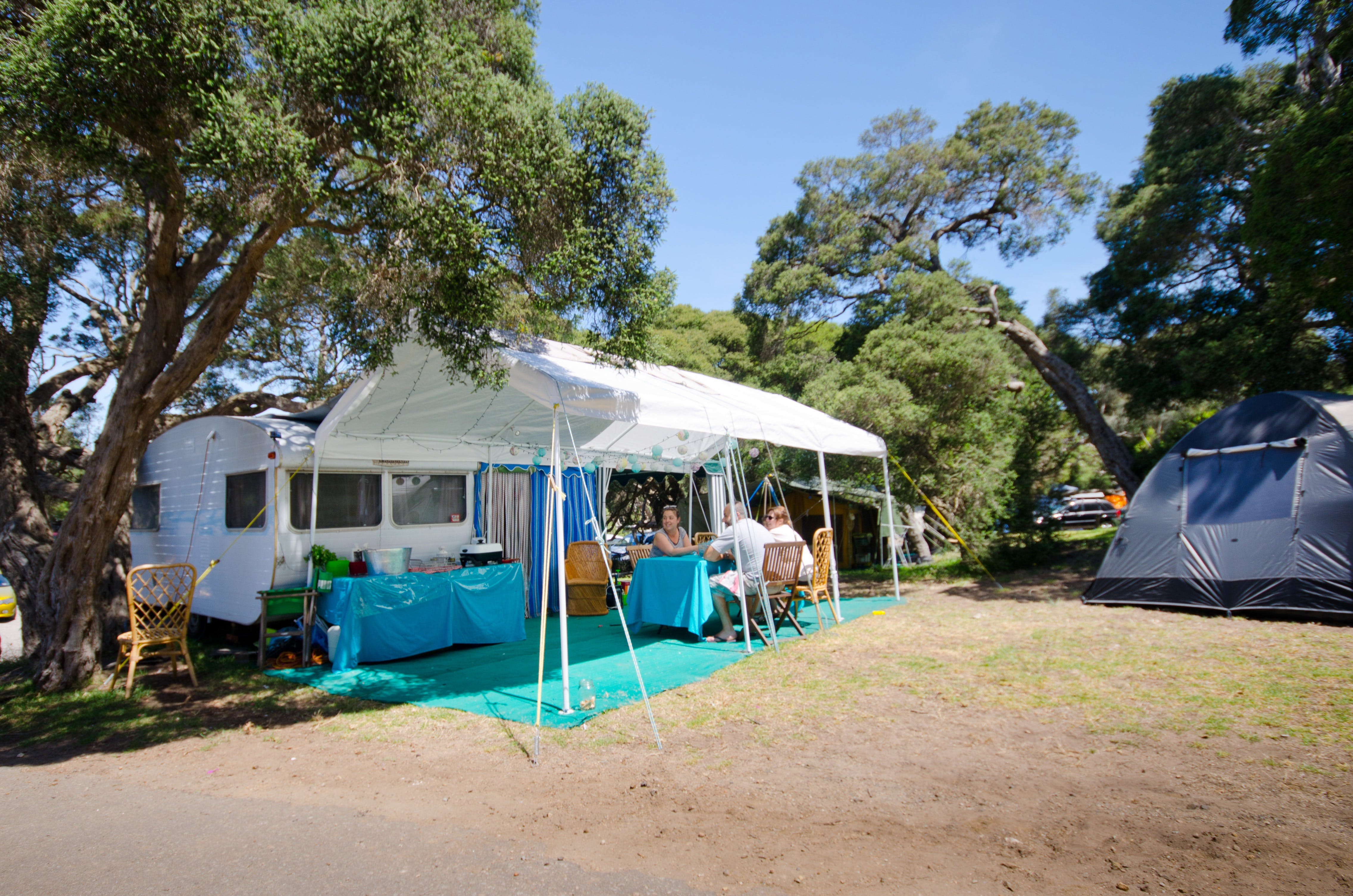 Sorrento Foreshore Camping - Dalby Accommodation