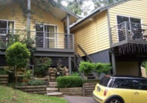 Ttwo Peaks Guesthouse - Dalby Accommodation