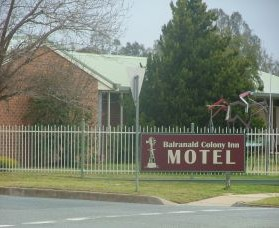 Balranald Colony Inn Motel - Dalby Accommodation