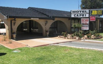 Balranald Capri Motel - Dalby Accommodation