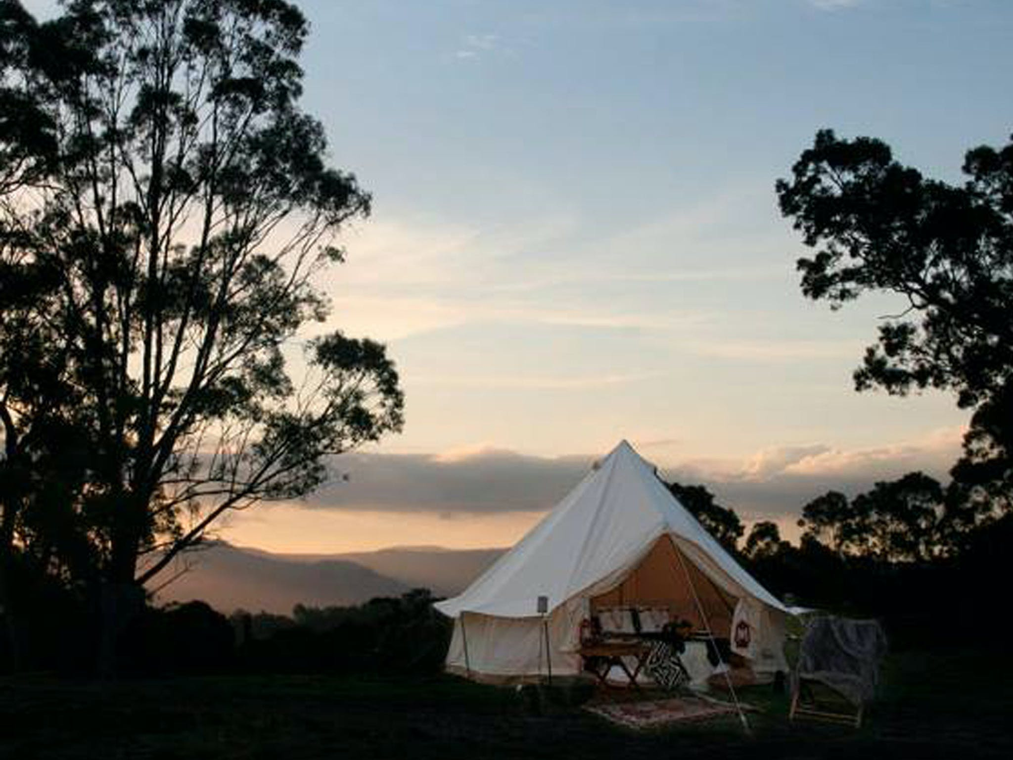 Megalong Valley Glamping - Dalby Accommodation