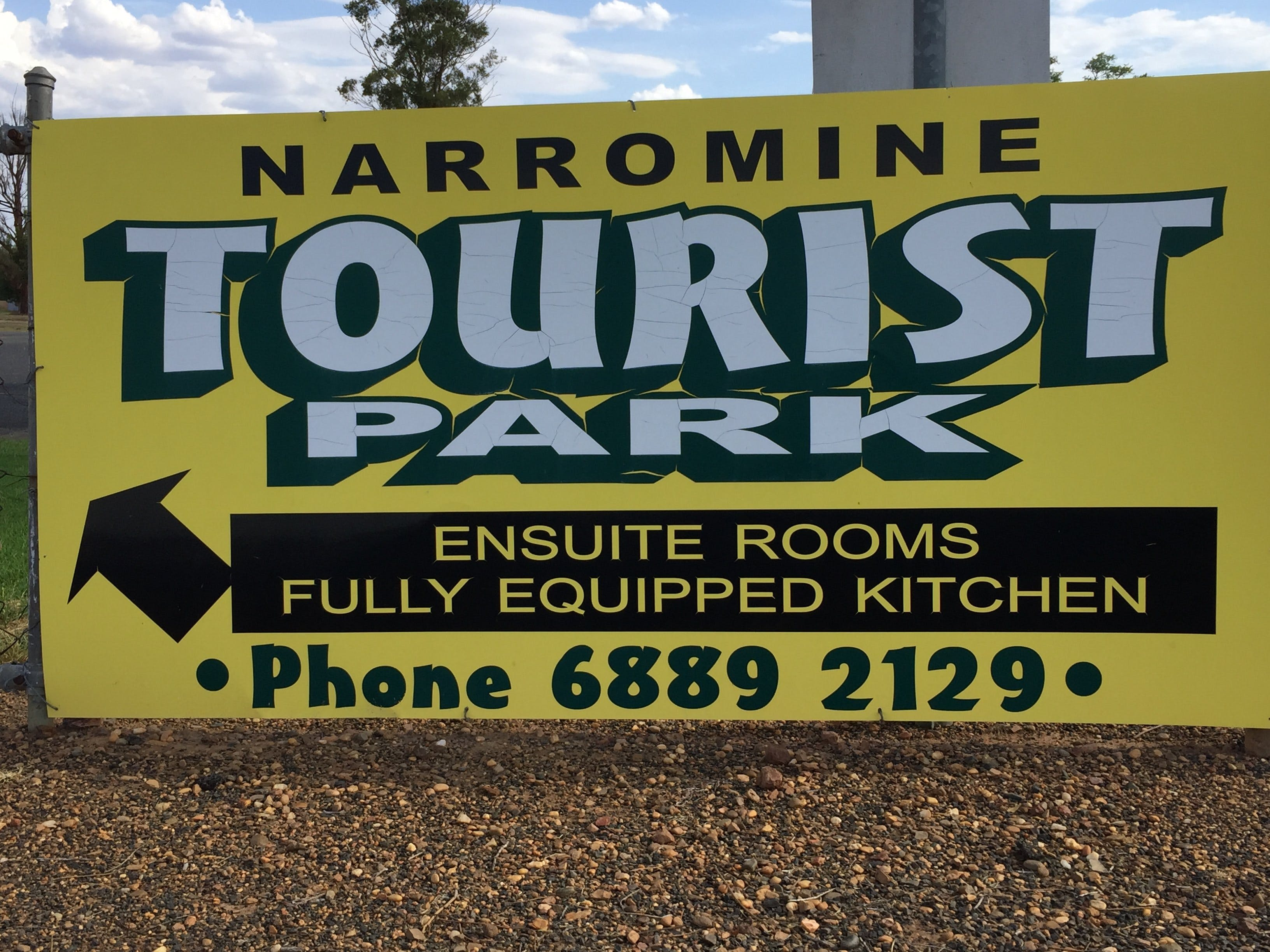 Narromine Tourist Park and Motel - Dalby Accommodation