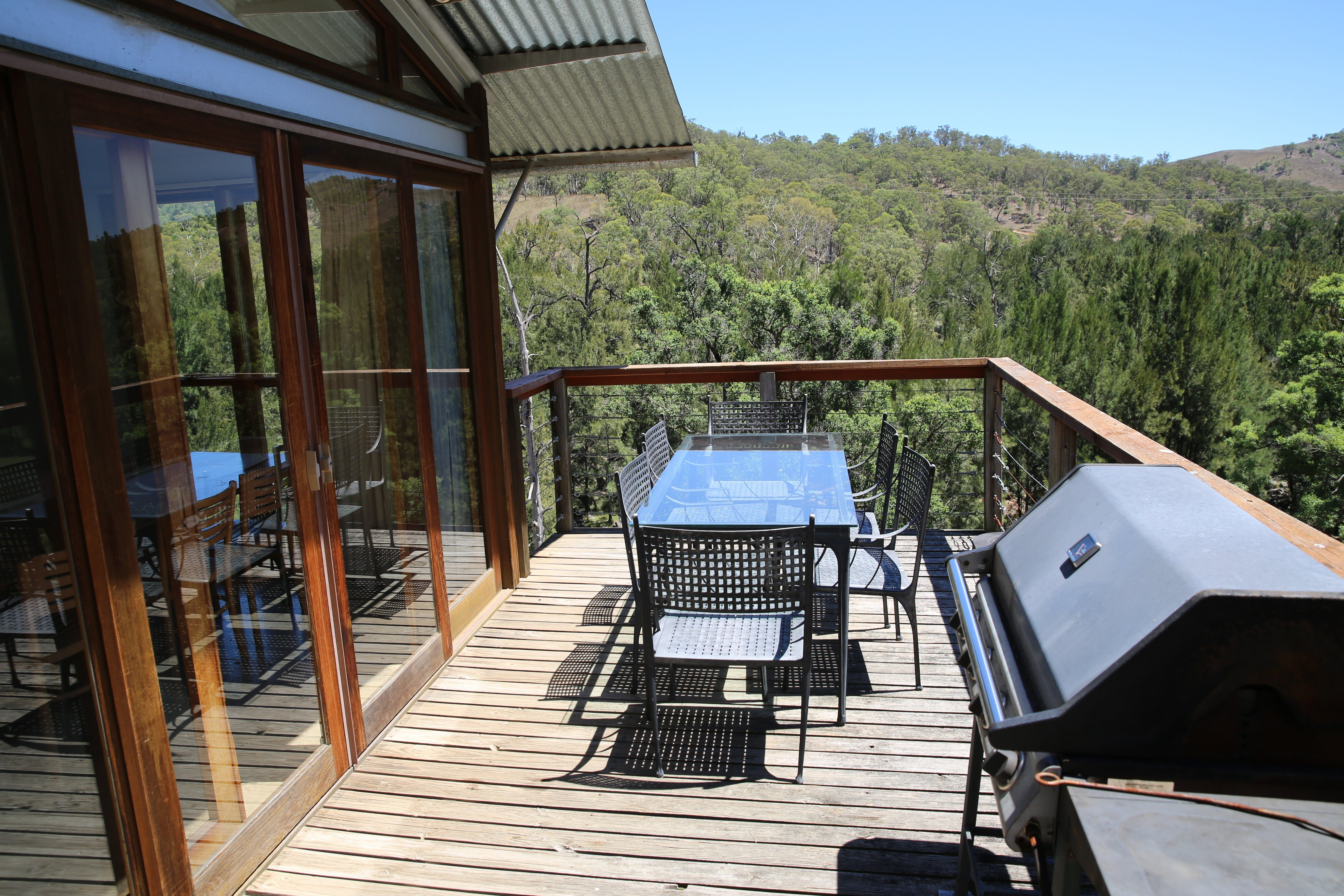 The Eco Lodge - Cox's River Rest - Dalby Accommodation