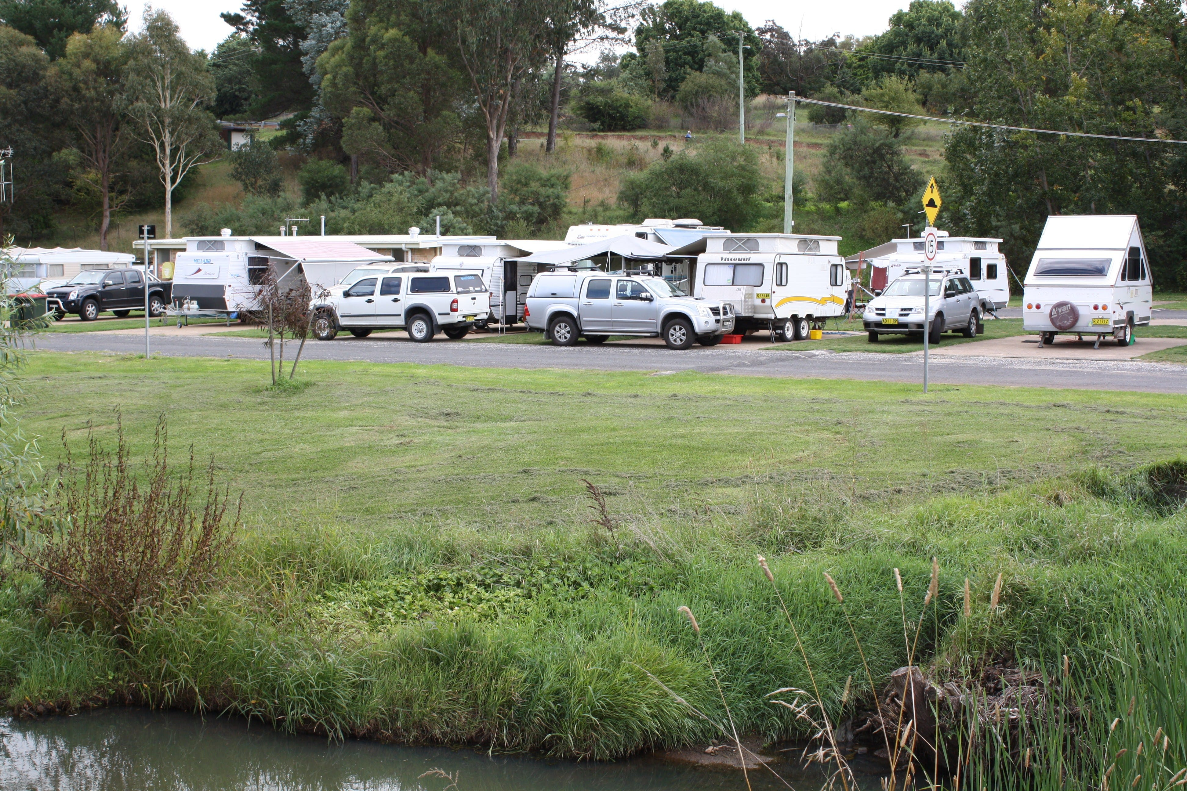 Crookwell Caravan Park - Dalby Accommodation