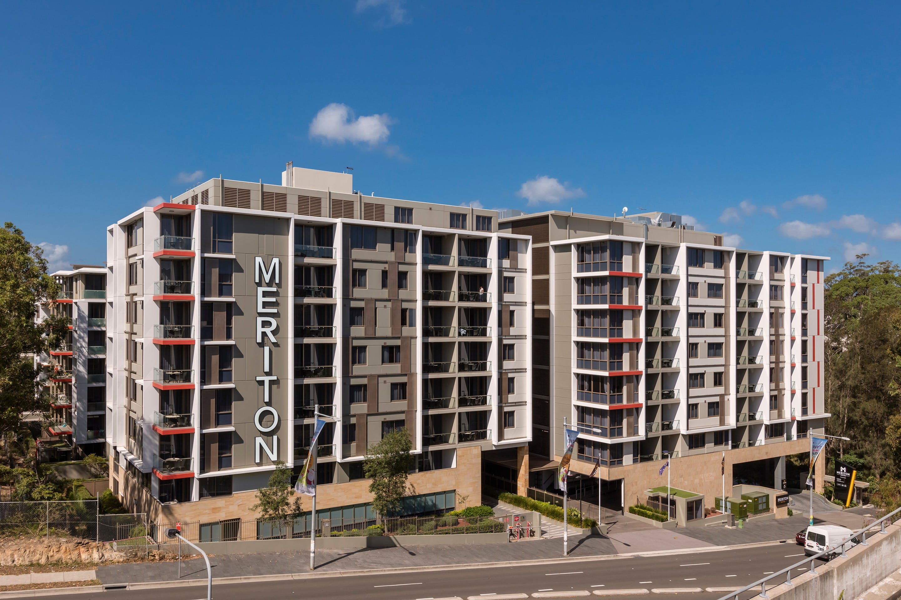 Meriton Suites North Ryde - Dalby Accommodation