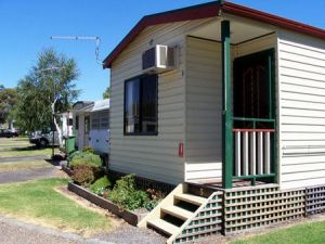 Leongatha Apex Caravan Park - Dalby Accommodation