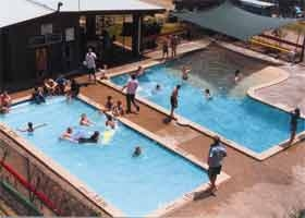 Bluegums Riverside Holiday Park - Dalby Accommodation