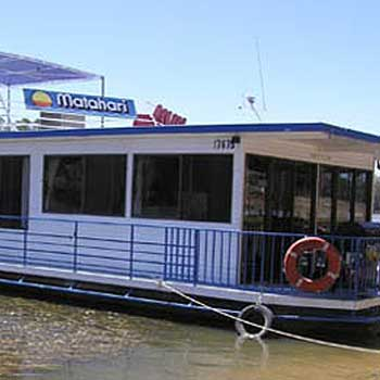 Matahari Houseboats - Dalby Accommodation