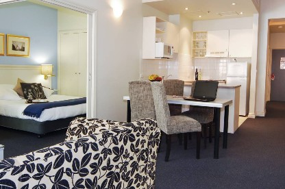 Quest Collins Street Central - Dalby Accommodation