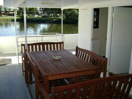 Boyds Bay Houseboat Holidays - Dalby Accommodation