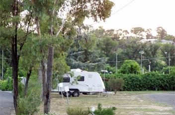 Big 4 Castlemaine Gardens Holiday Park - Dalby Accommodation