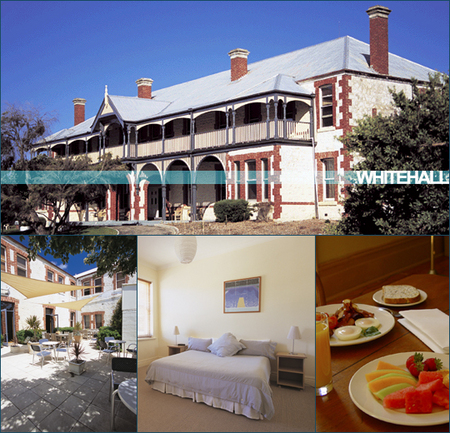 Whitehall Guesthouse Sorrento - Dalby Accommodation
