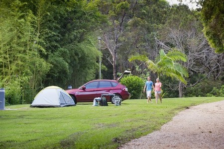 Nambucca Headland Holiday Park - Dalby Accommodation