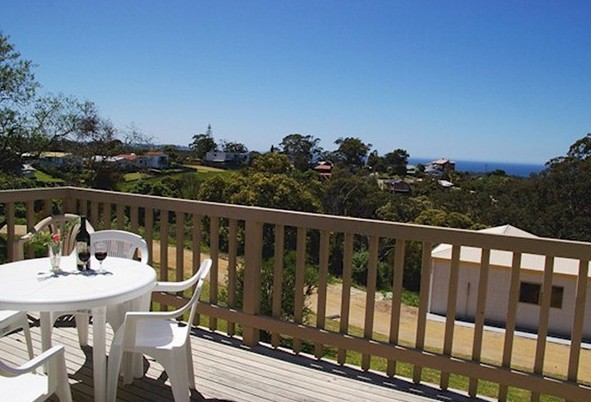Lookout Holiday Units - Dalby Accommodation