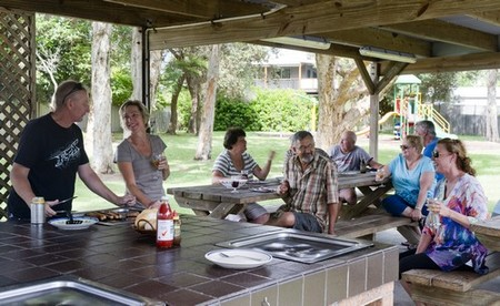 Beachfront Holiday Park - Dalby Accommodation