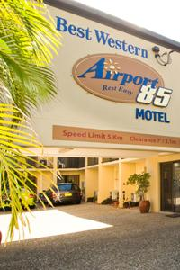 Best Western Airport 85 Motel - Dalby Accommodation