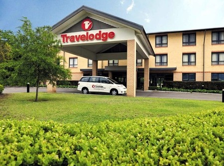 Travelodge Macquarie North Ryde - Dalby Accommodation